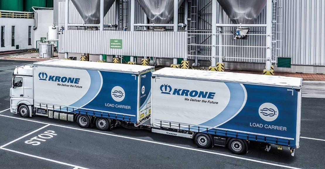 Load Carrier- Krone