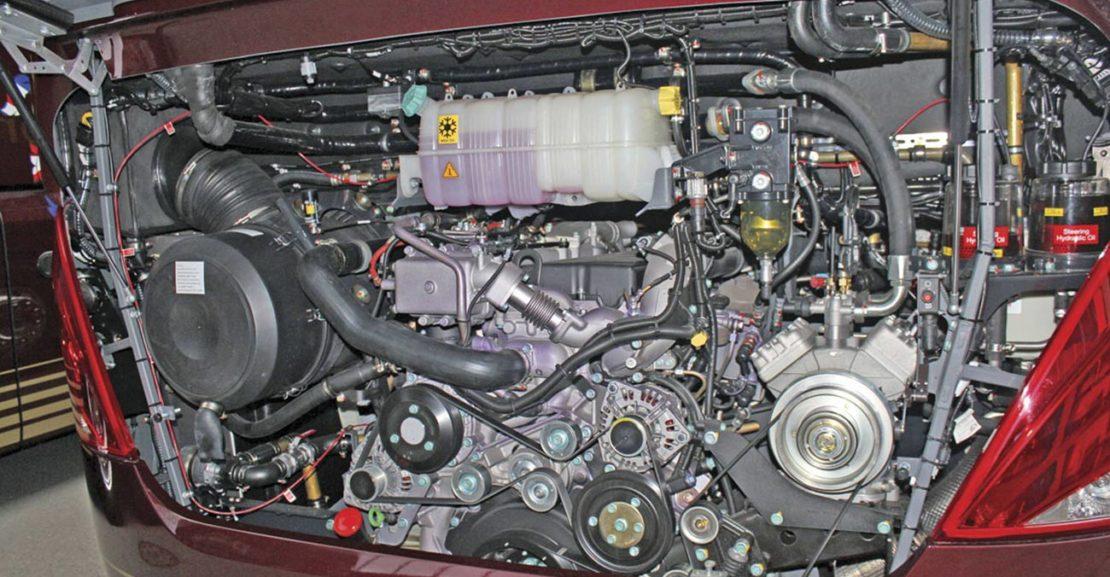 Za najbolje performanse- MAN originalni sklop motora.