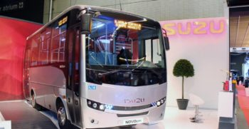 Busworld 2015: Kompaktni i moderni Isuzu