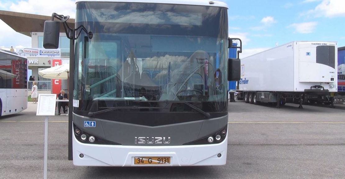 Isporučeno sedam novih ISUZU Citibuseva za Autoprevoz Čačak