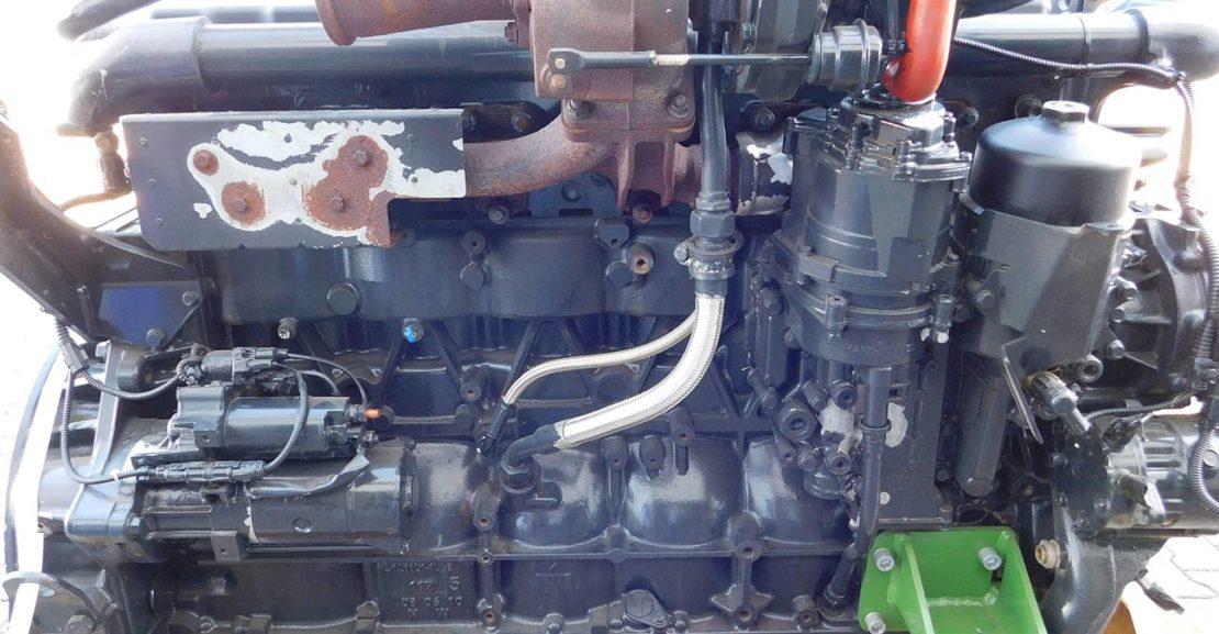 motor D2676